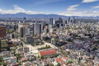 Mexico city Kota Dengan Populasi Terbanyak di Dunia
