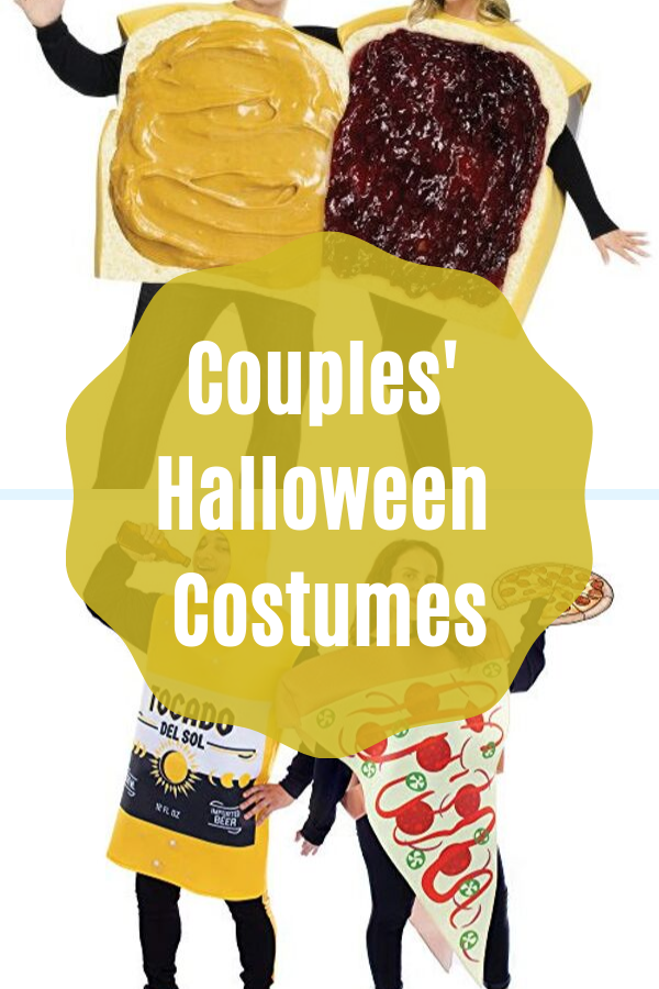 Couples' halloween costumes that are fun and creative.  Enjoying the Halloween parties will also depend on whether you chose suitable and comfortable costumes. Worry no more about coordinating your halloween costumes.