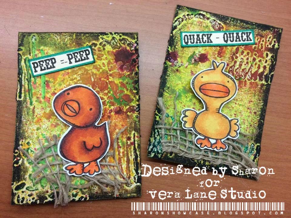 Quack quack peep
