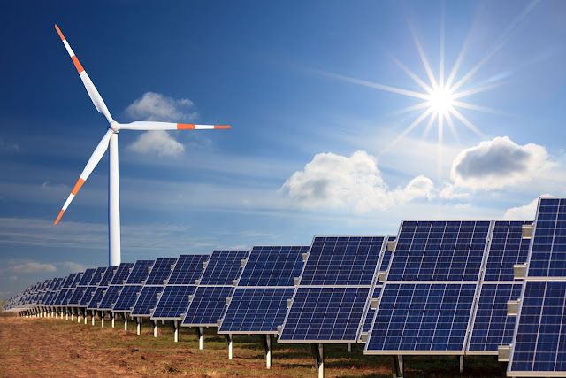 Financial modeling | Solar & Wind Power Plants | 2018