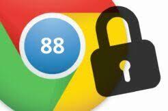 متصفح جوجل كروم الإصدار 87