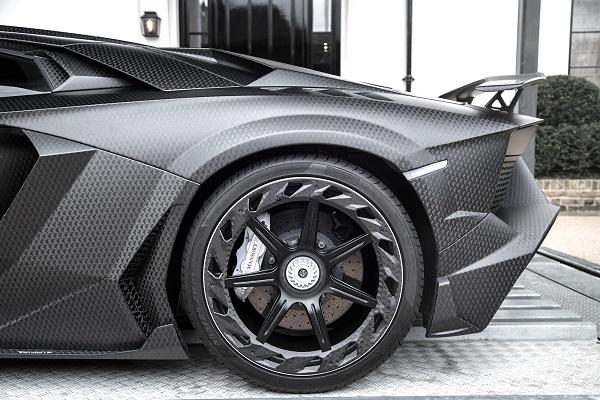 Mansory Lamborghini Aventador SV J.S.1 Edition
