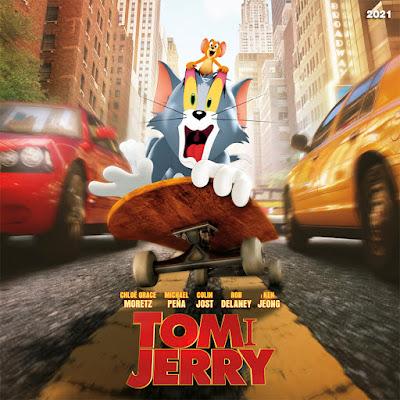 Tom i Jerry - [2021]