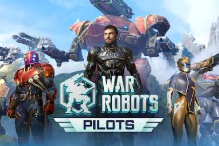 War Robots Apk Mod Inactive Bots Free for android