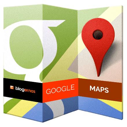 3 Manfaat Tersembunyi Google Maps untuk Blog