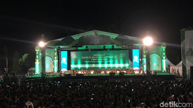 Jokowi: Pancasila Tak Bisa Digantikan, Apalagi dengan Ideologi Impor