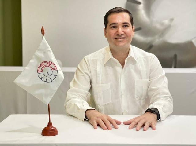 Eligen a Jorge Charruf Cáceres nuevo presidente de la Canacintra Yucatán