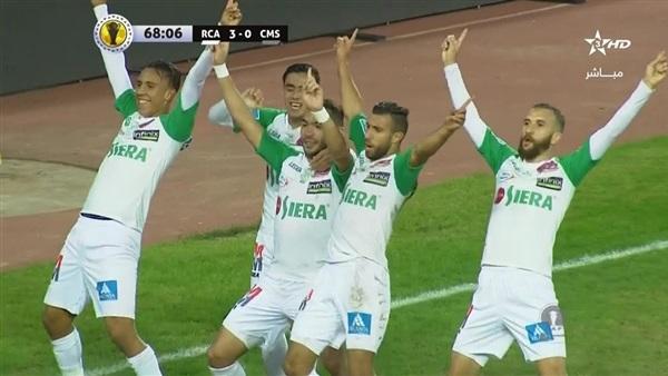 مشاهدة مباراة الرجاء ومولودية الجزائر بث مباشر