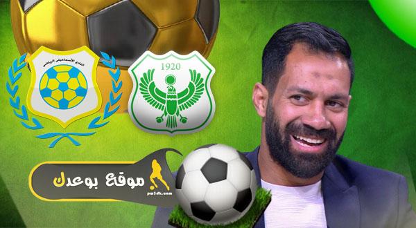حسني عبد ربه ادارة المصري البورسعيدي تحب فريقها عكس ادارة الإسماعيلي