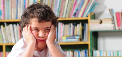 NAMC montessori focusing on desired behavior friendship theme classroom grumpy boy