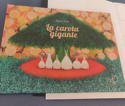 Cover image for La Carota Gigante by Satoe Tone