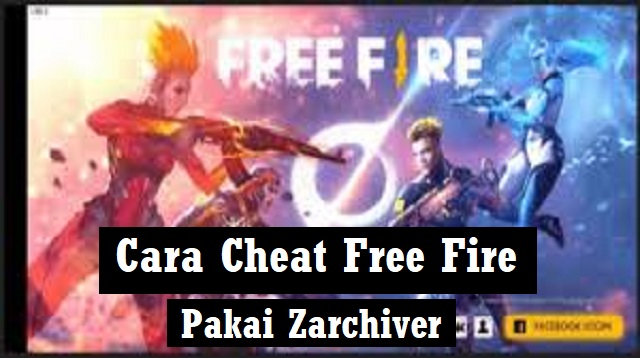 Cara Cheat Free Fire Pakai Zarchiver