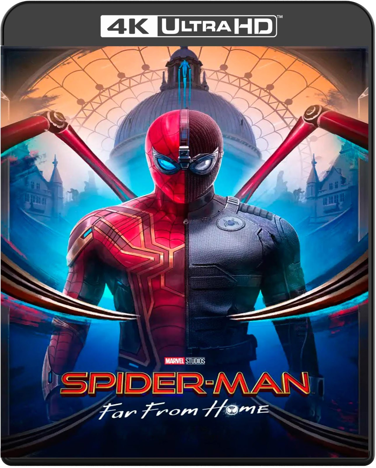 Spider-Man: Far from Home [2019] [UHD] [2160p] [Latino]
