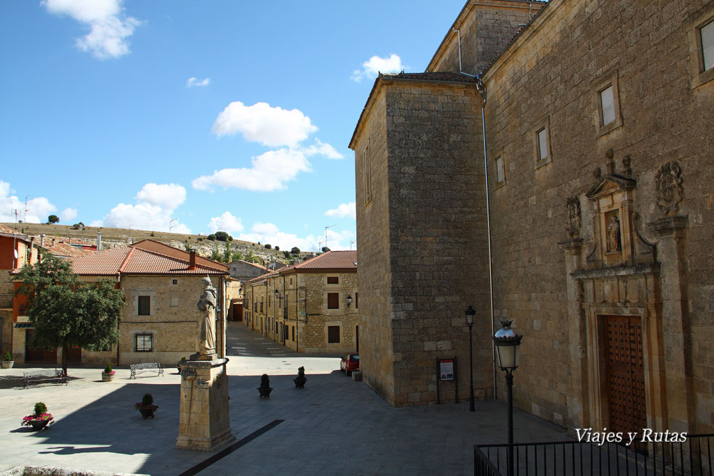 Iglesia del Real Monasterio de Santo Domingo, Caleruega, Burgos