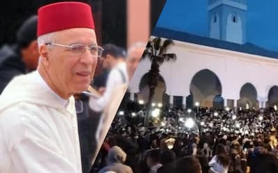 هل أعطى الملك محمد السادس أوامره بإعادة فتح المساجد لصلاة التراويح؟ وزير الأوقاف يجيب