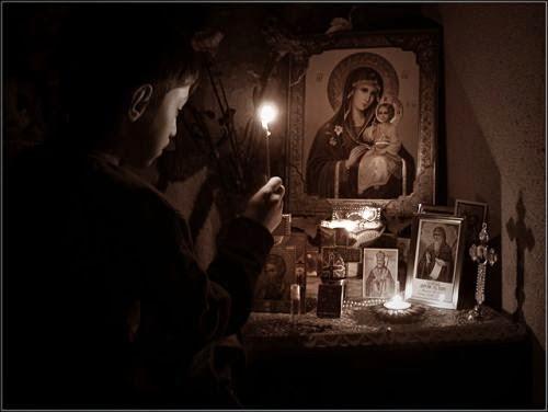 ΕΛΛΑΣ-ΟΡΘΟΔΟΞΙΑ: Προσευχή για τους Εχθρούς μου