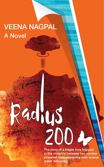 Book Review : Radius 200 - Veena Nagpal