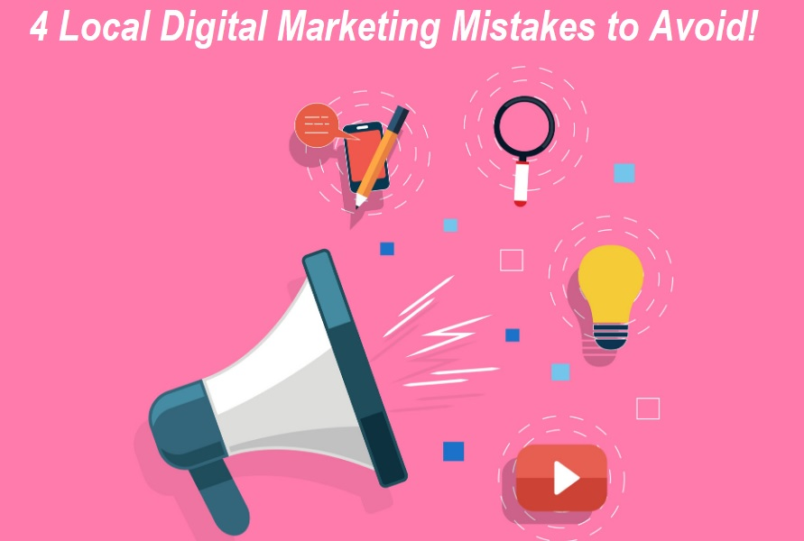 Digital Marketing Mistakes to Avoid