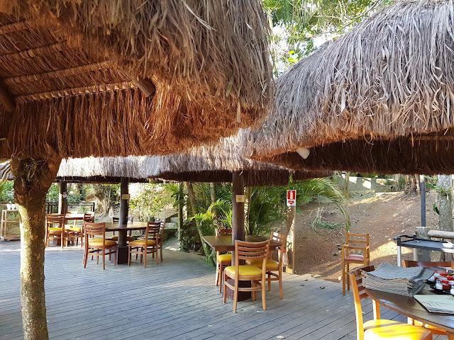 レストラン Mirante do Paraíba