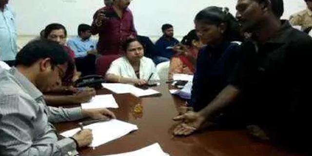 शिक्षक ने उमा भारती का सिर ब्लैक बोर्ड में दे मारा था, अब बार-बार याददाश्त चली जाती है | JABALPUR NEWS
