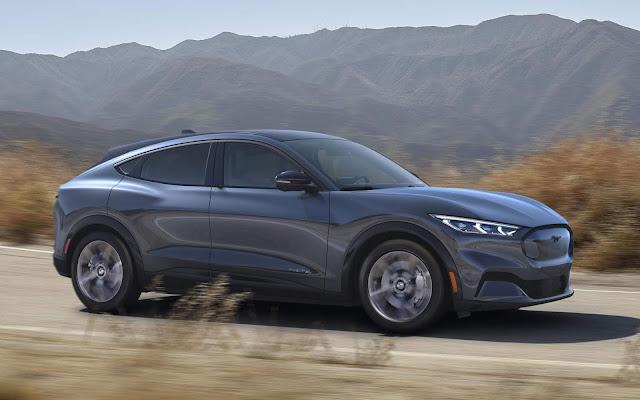 Novo Mustang 2020 Mach-E