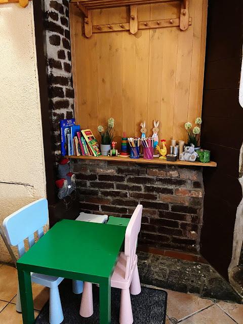 Da Luigi- włoska restauracja w centrum przyjazna dzieciom