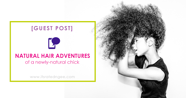 natural hair adventures
