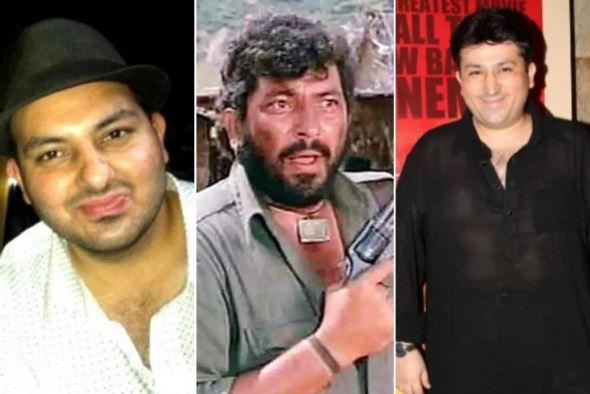 amjad khan - back to bollywood