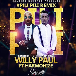 Willy Paul Msafi Ft. Harmonize - PilIPili