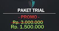 paket iklan trial