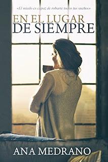 """""""En el lugar de siempre"""" de Ana Medrano"""