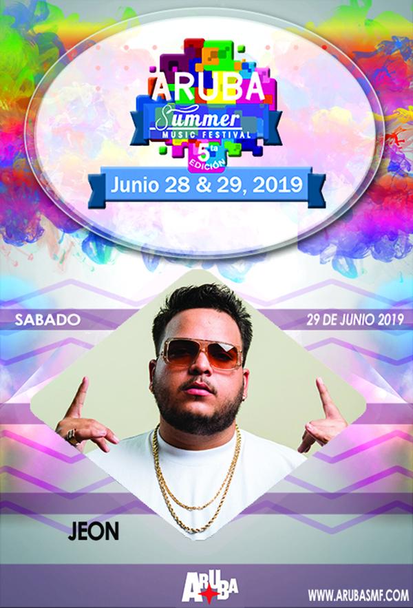 isla-Feliz-quinta-versión-Aruba-Summer-Music-Festival-agenda