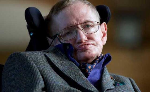 Stephen Hawking Died