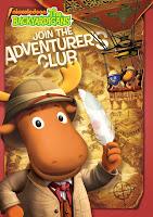 Backyardigans El Club de la Aventura