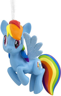 Hallmark Shows New Rainbow Dash & Pinkie Pie Ornaments
