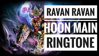 Ravan Ravan Hoon Main mp3 Ringtone Download,ravan ringtone MP3,ravan new ringtone