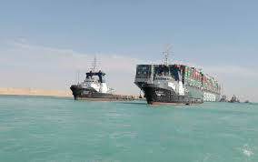 tugboats for Egypt's Suez Canal