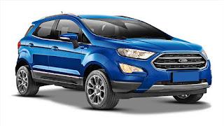 9 Ford Ecosport