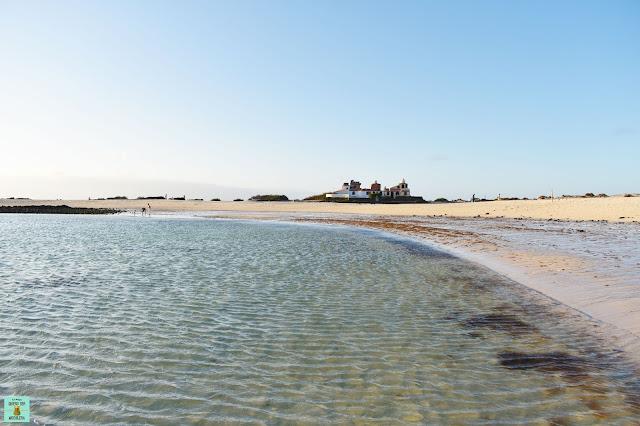 Playa de la Concha en El Cotillo, Fuerteventura
