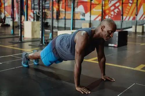 فوائد تمارين البوش اب (push up)