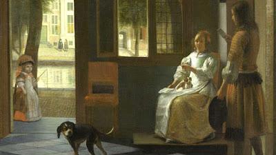 cuadro del siglo 17