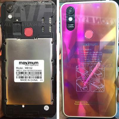 MAXIMUM MB102 FLASH FILE