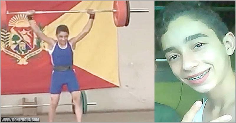 Joven deportista estrangulado con su propia licra en Aragua