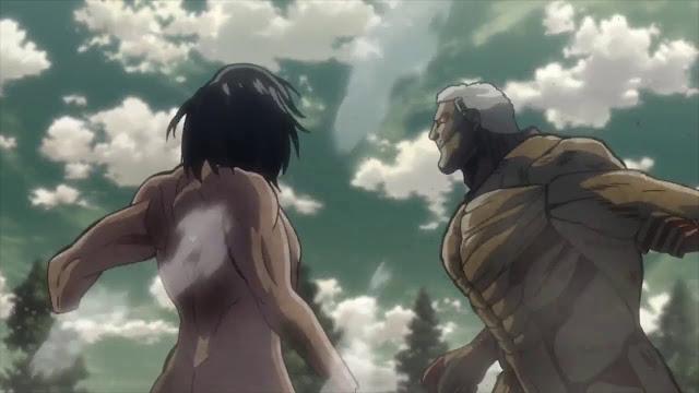 Eren vs. Reiner