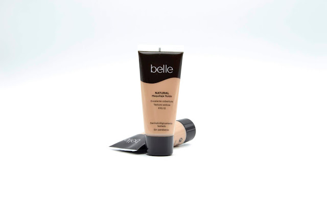 base natural de Belle&makeup