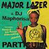 Major Lazer & DJ Maphorisa Ft. Nasty C, Ice Prince, Patoranking & Jidenna - Particula