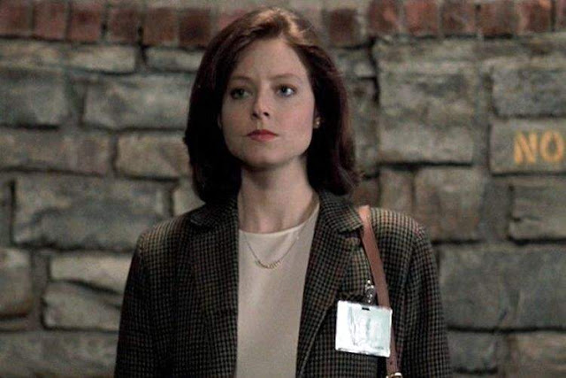 Jodie Foster - The Silence of the Lambs (1991)