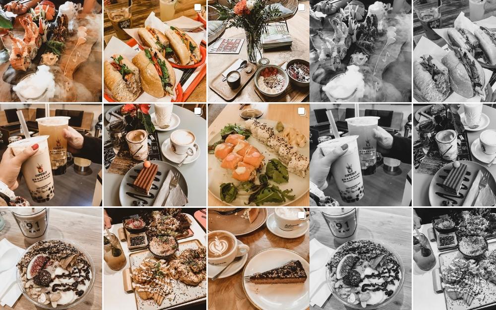 Instagram Food Account Frankfurt