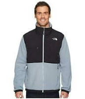 The North Face Denali Jacket Coat Black Grey Blue Green Sherpa