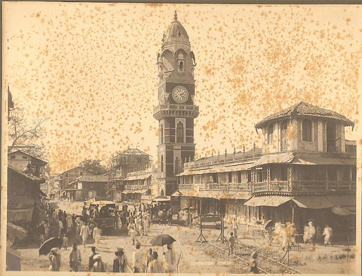 Raopura (Chimnabai) Tower